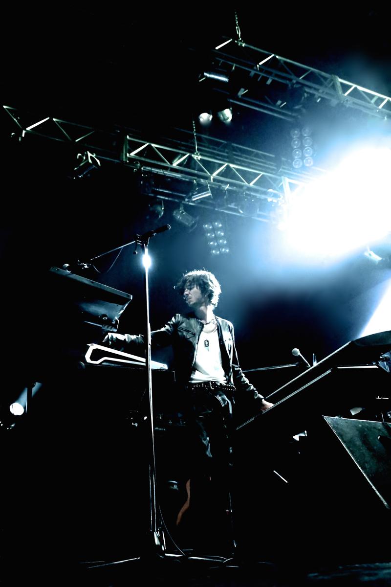 Luca Zabbini live in Tokyo 2017