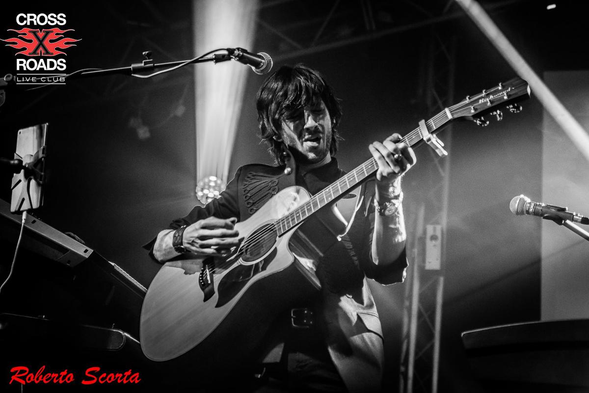 Luca Zabbini live in Rome 2016
