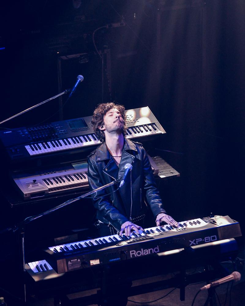 Luca Zabbini live in Japan 2018 Tokyo
