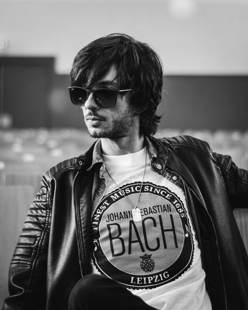 Luca Zabbini in Leipzig 2018