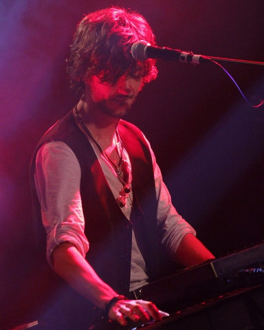 Luca Zabbini live in Holland 2018