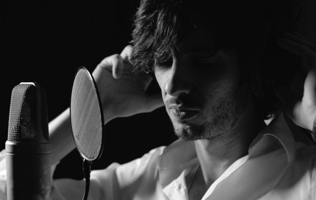 Luca Zabbini recording solo album One