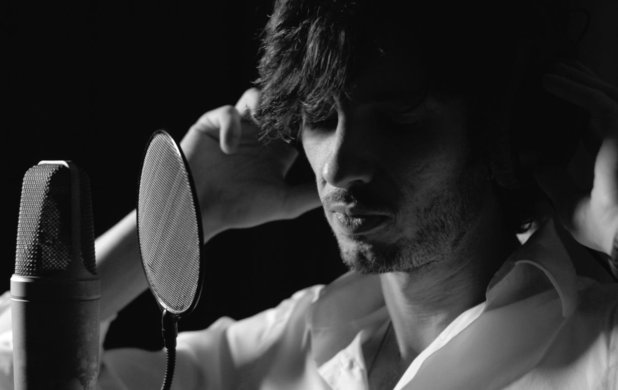 Luca Zabbini recording One